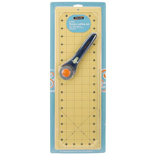 45mm Rotary Cutter and Mat Set