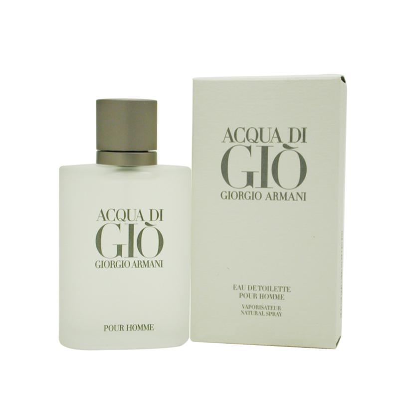 Giorgio Armani Acqua Di Gio by Giorgio Armani - Eau De Toilette Spray 3.4 Oz