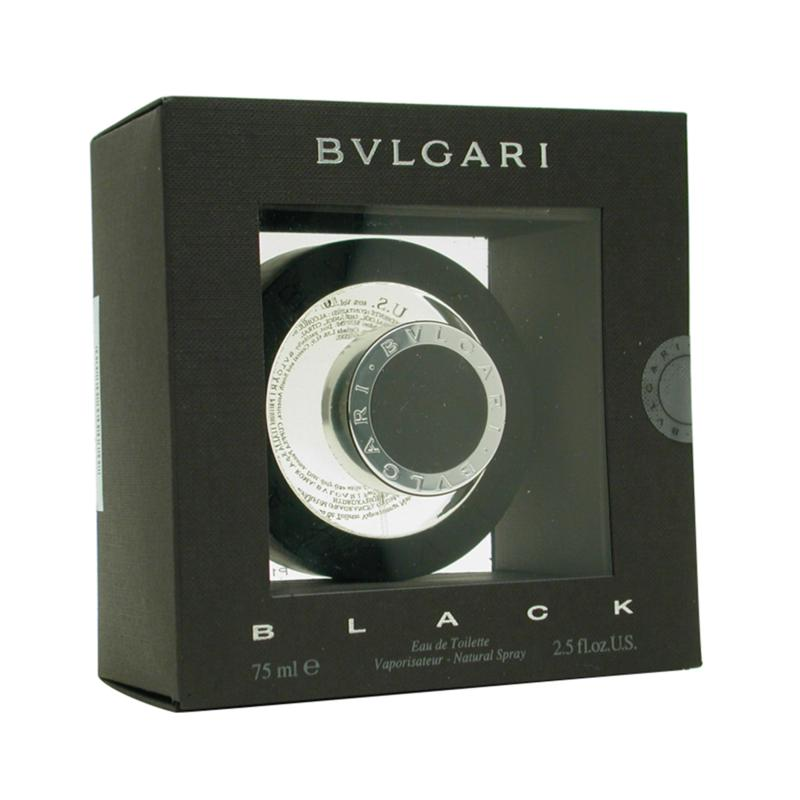 Bvlgari Bvlgari Black - Eau De Toilette Spray 2.5 Oz