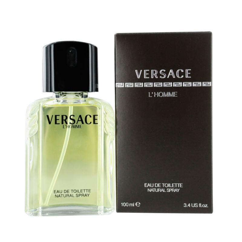 Versace Versace L'homme by Gianni Versace - Eau De Toilette Spray 3.3 Oz