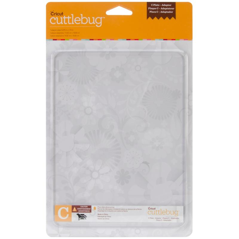 Cuttlebug Cuttlebug Thin Die Adapter and Cutting Pad