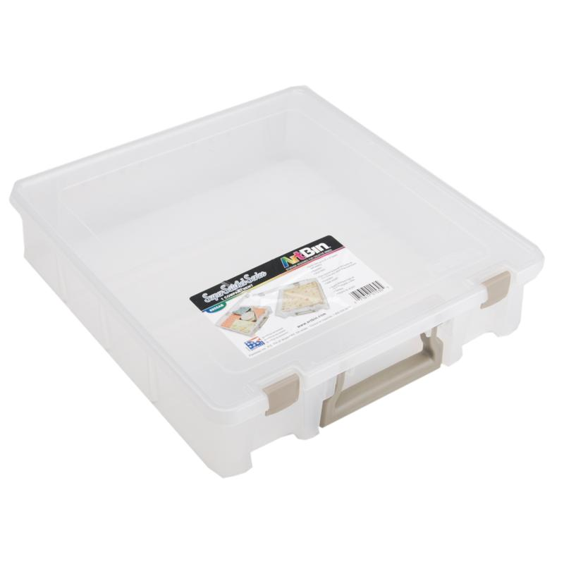 ArtBin Super Satchel Single Compartment - Translucent