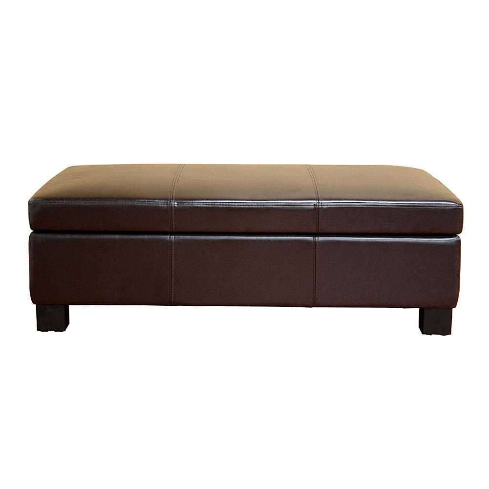 Easy ways i like to update my living room for Ways to use an ottoman