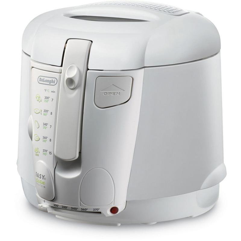 De'Longhi 2.2 lb Cool-Touch Deep Fryer