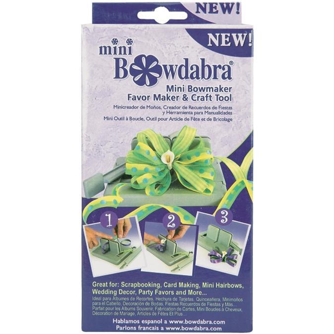 Darice Darice Mini Bowdabra Bowmaker Tool