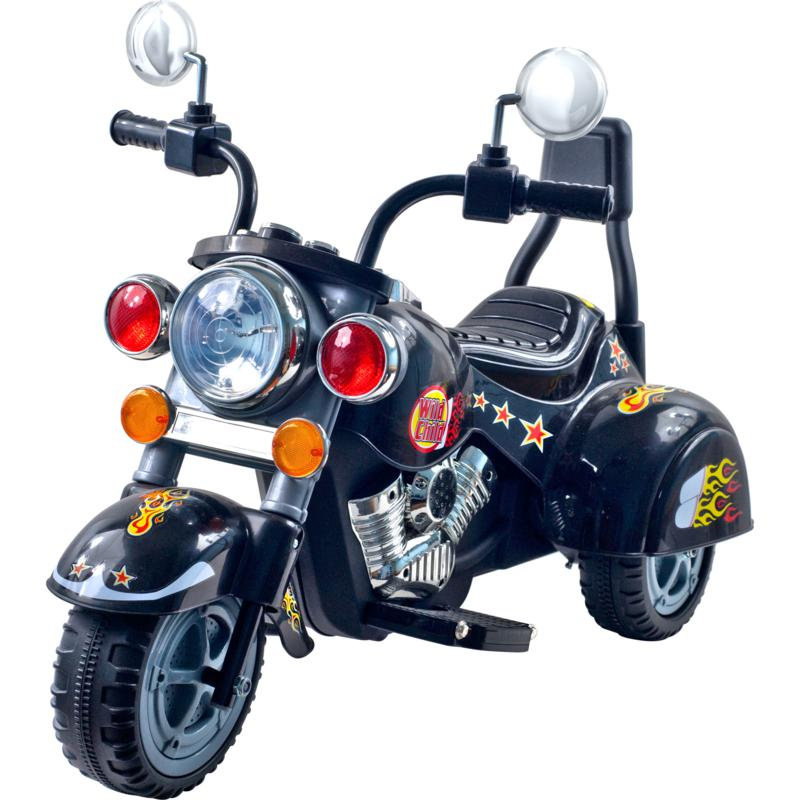 Trademark Global, Inc. Lil' Rider Road Warrior Motorcycle - Black