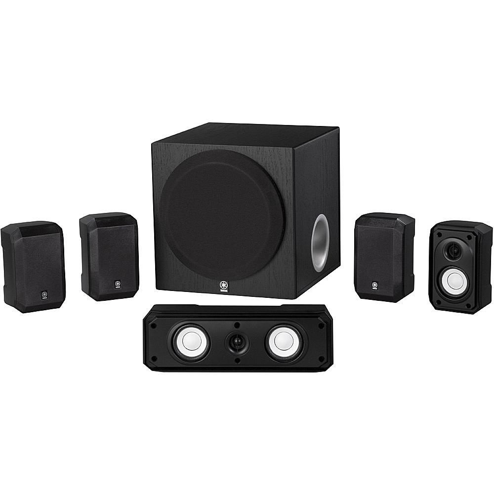 5.1-Channel Home Theater Speaker System - Black