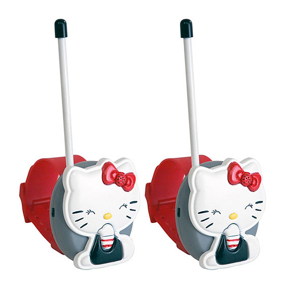 Hello Kitty Walkie Talkie Handheld Set