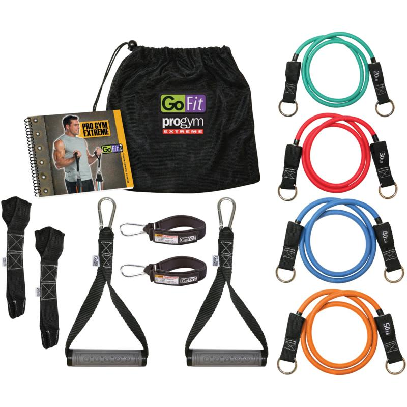 GOFIT ProGym Extreme Resistance Exercise System