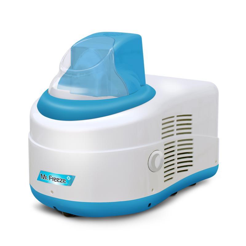 Elite Mr. Freeze 1.5qt. Ice Cream Maker with Compressor