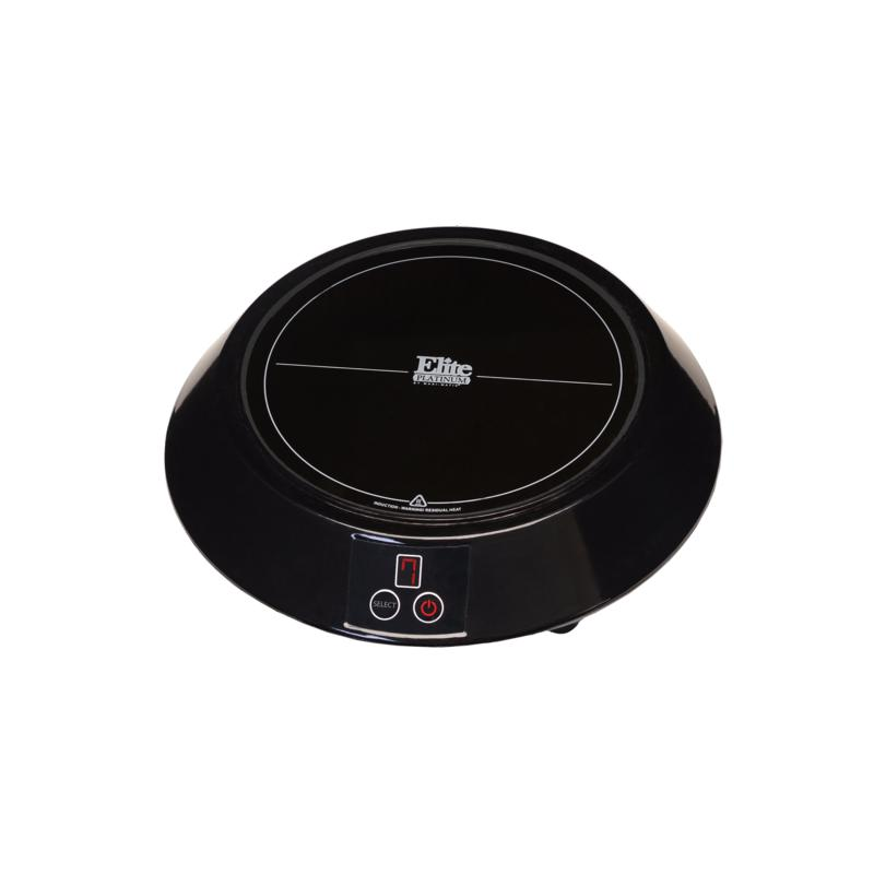 Elite Elite Platinum Portable Induction Cooker - Black