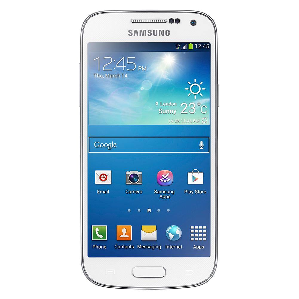Samsung Galaxy S4 Mini DUOS 4.3 Dual-SIM Unlocked GSM Android Smartphone