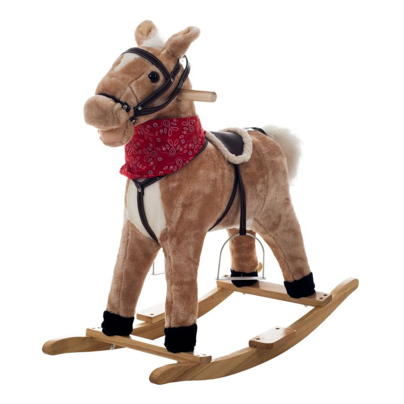 Happy Trails Happy Trails Dusty the Rocking Horse