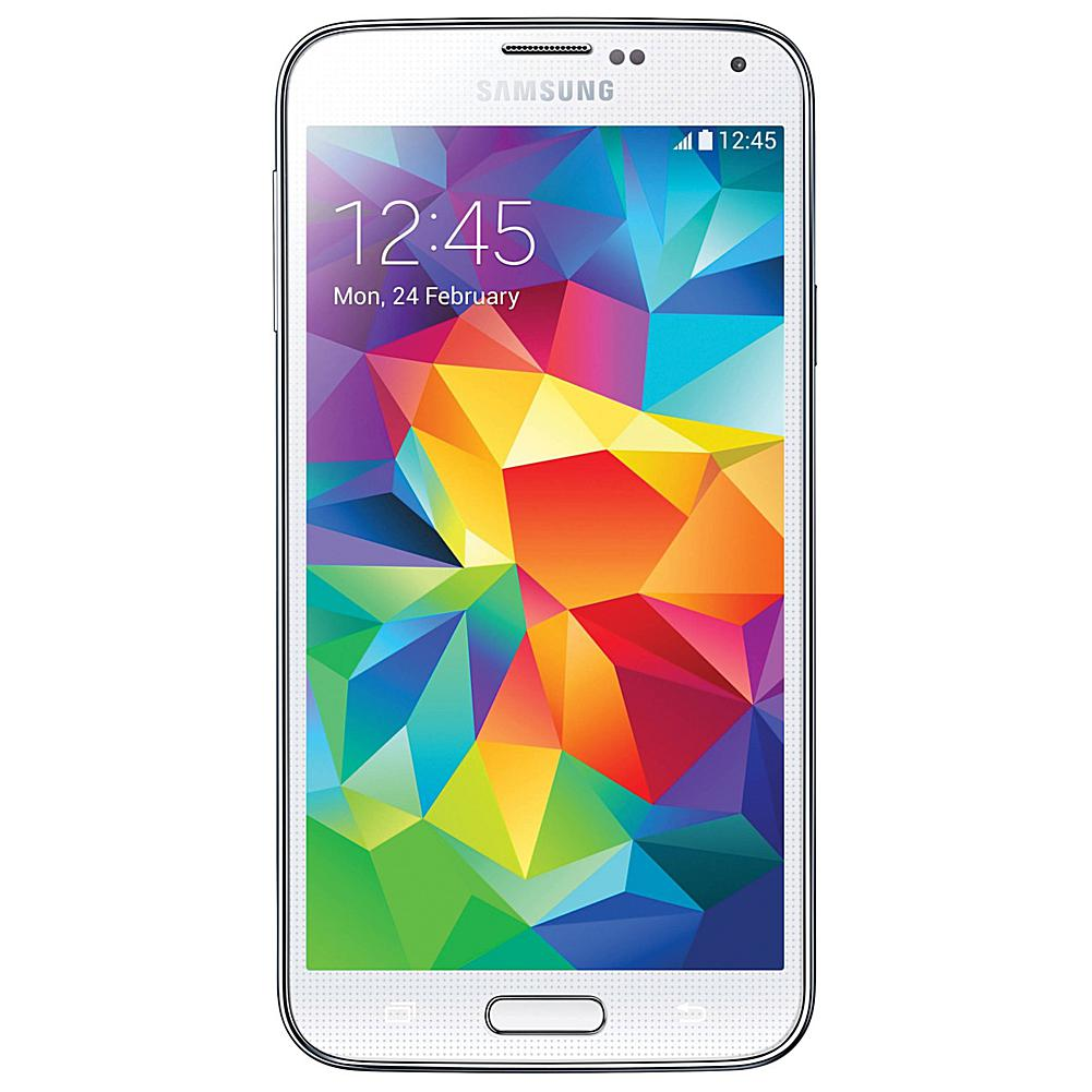 Samsung Galaxy S5 Quad-Core 16GB Unlocked GSM Android Smartphone - White