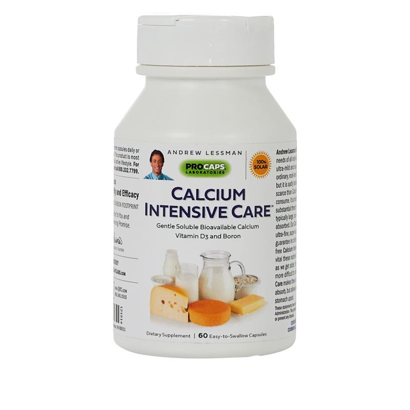 Andrew Lessman Calcium Intensive Care - 60 Capsules