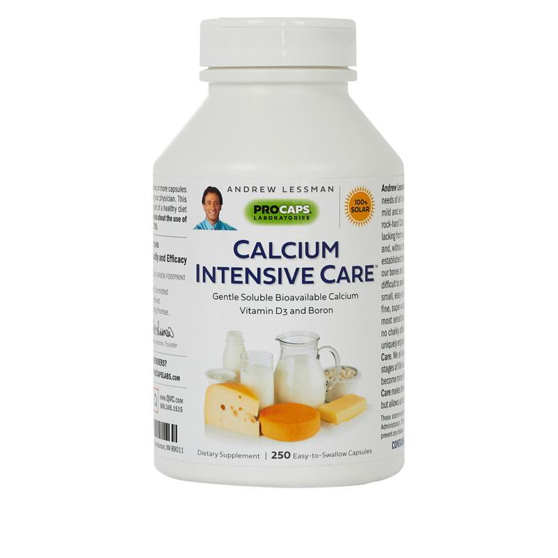 Andrew Lessman Calcium Intensive Care - 250 Capsules