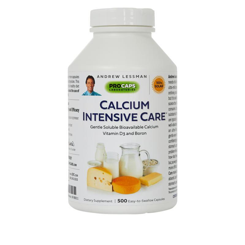 Andrew Lessman Calcium Intensive Care - 500 Capsules