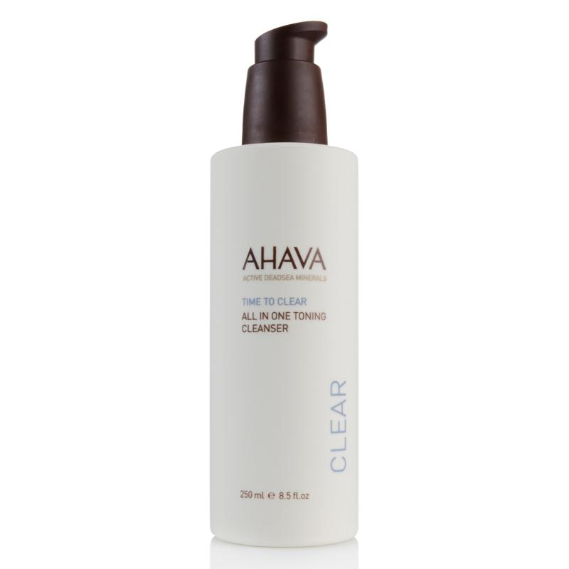 AHAVA AHAVA Time to Clear All-in-One Toning Cleanser