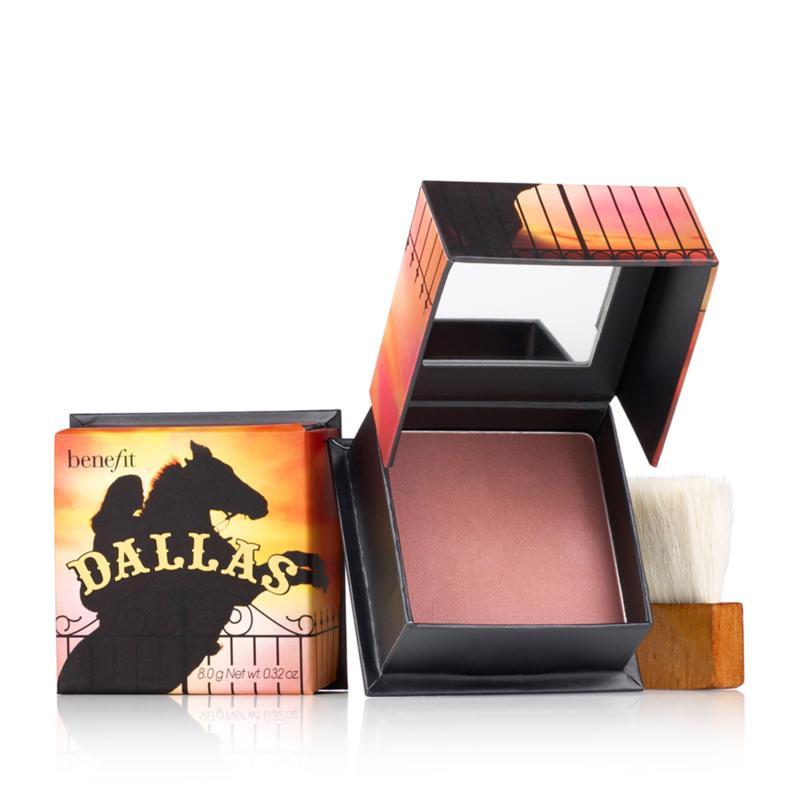 Benefit Cosmetics Dallas Box O' Powder