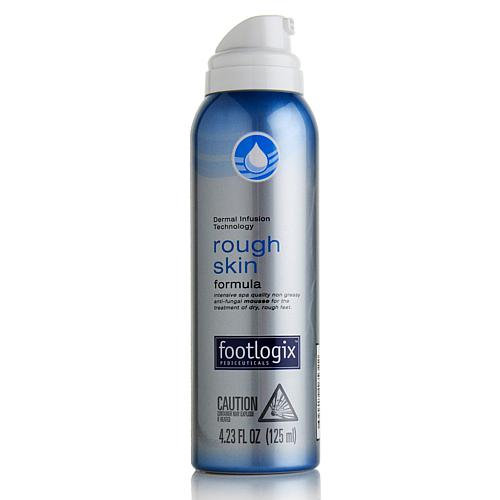 Footlogix™ Rough Skin Formula Foot Mousse
