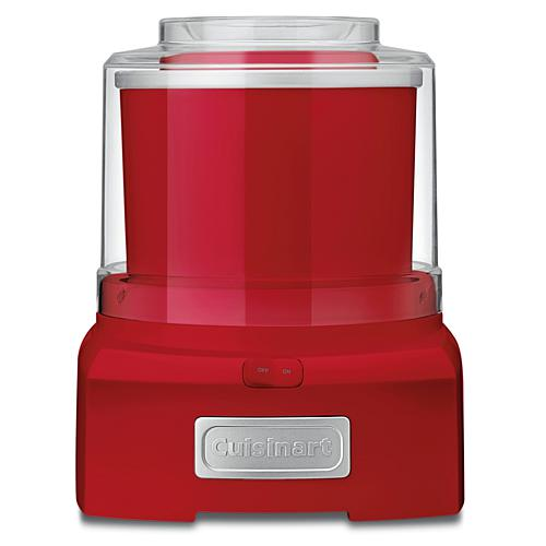 Cuisinart 1.5qt Frozen Yogurt, Ice Cream and Sorbet Maker