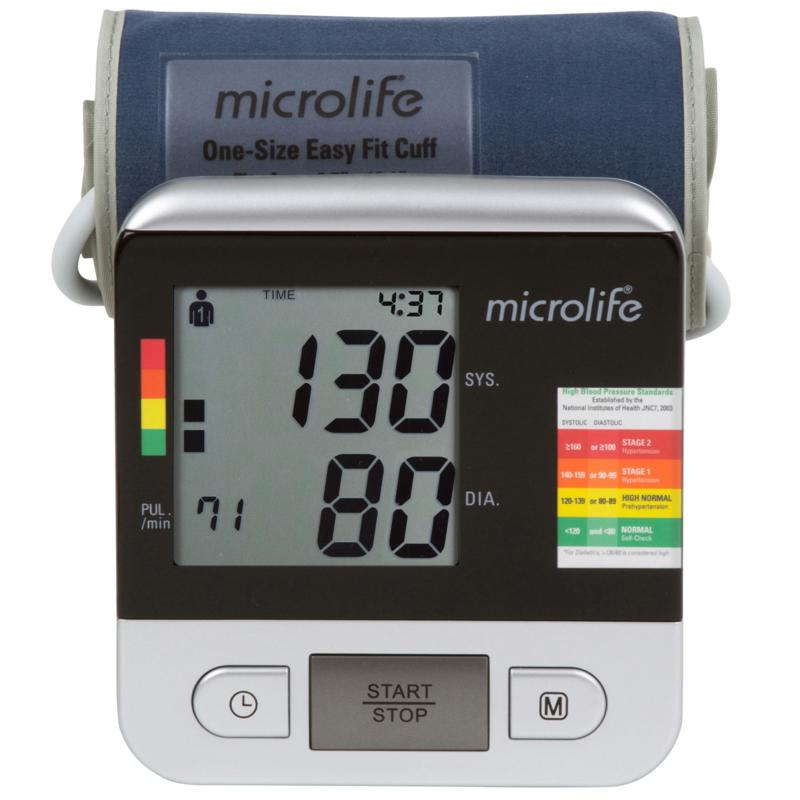 HSN Deluxe Blood Pressure Monitor