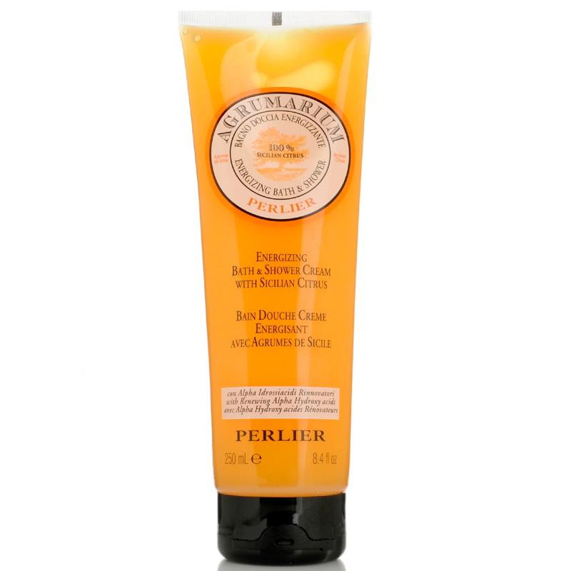 Perlier Sicilian Citrus Bath & Shower Cream