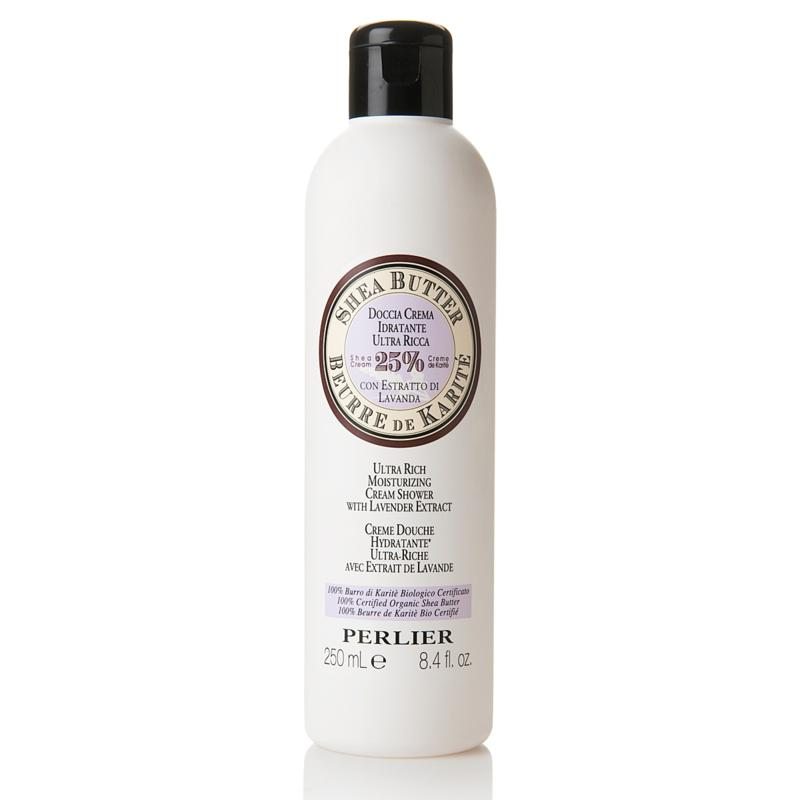 Perlier 8.4 fl. oz. Shea Lavender Shower Cream