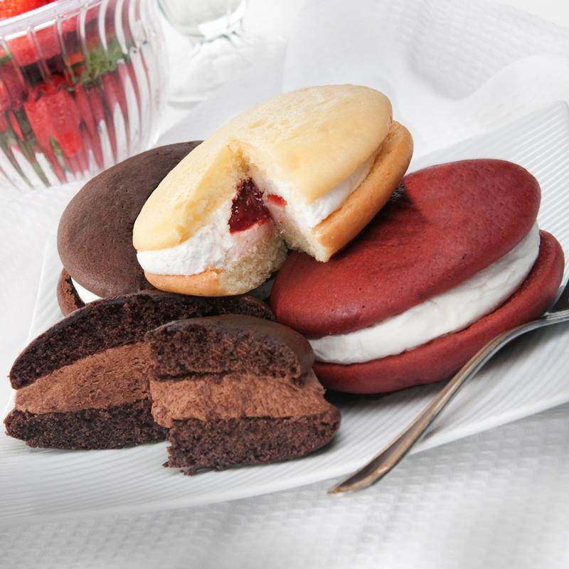 Wicked Whoopies 12-Count Sweet Lover's Assorted Whoopie Pies
