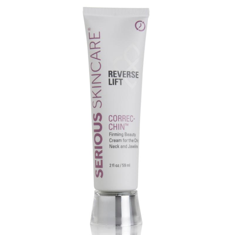 Serious Skincare Reverse Lift Correc-Chin Firming Beauty Cream