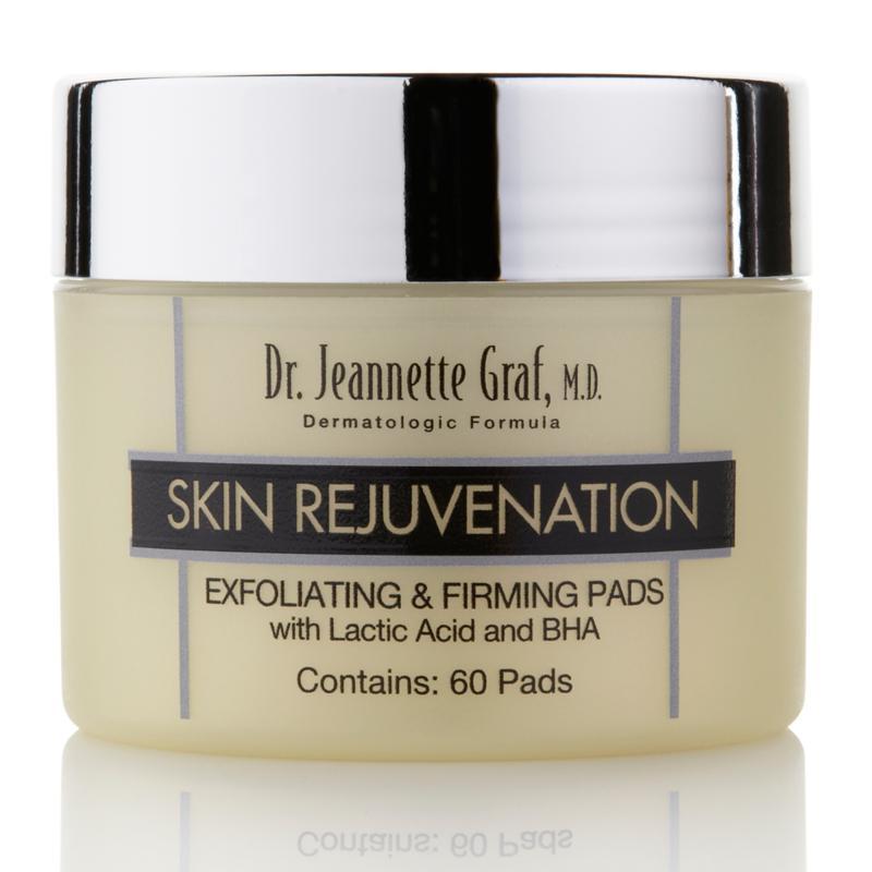 Dr. Jeannette Graf, M.D. Skin Rejuvenation Exfoliating & Firming Pads - AutoShip
