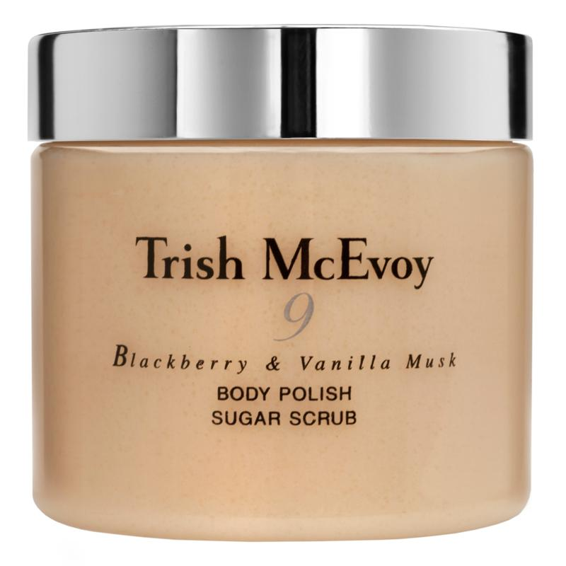 Trish McEvoy No. 9 Blackberry and Vanilla Musk Body Polish Sugar Scrub