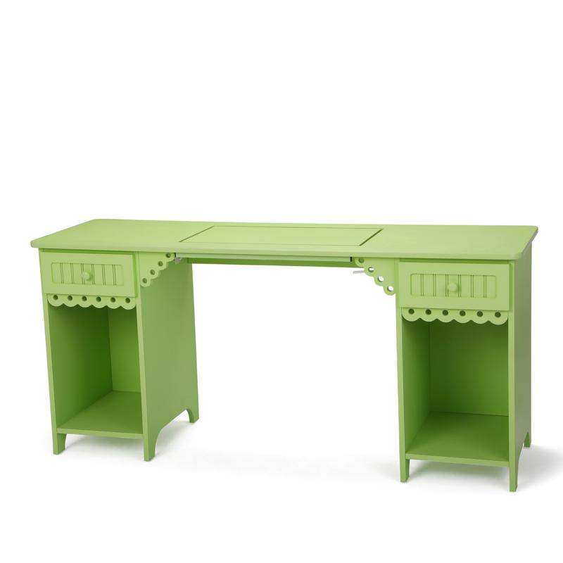 Arrow Tables Olivia Sewing Table - Green