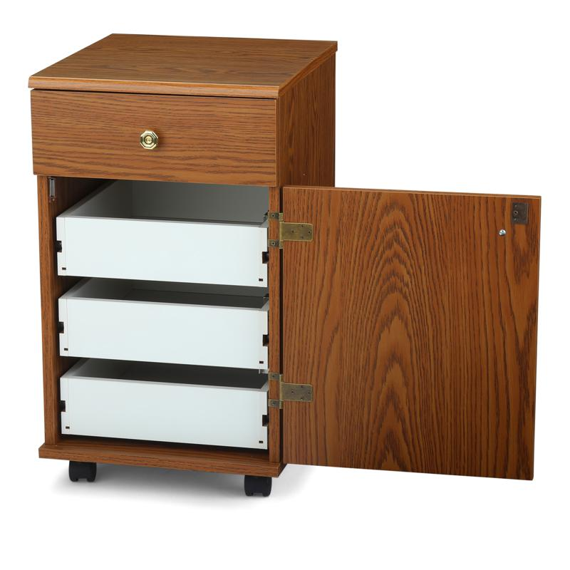 Arrow Tables Suzi Sewing Cabinet - Oak