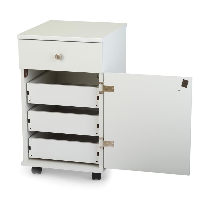 Arrow Tables Suzi Sewing Cabinet - White