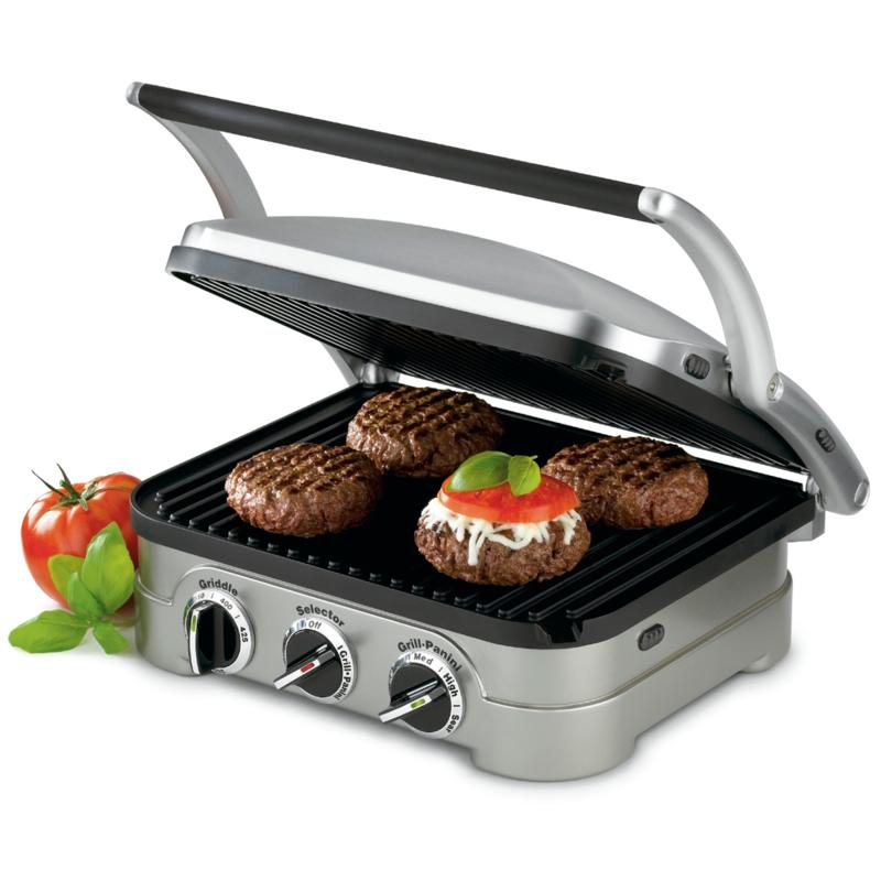 Cuisinart Cuisinart Multifunctional Griddle, Grill and Panini Press