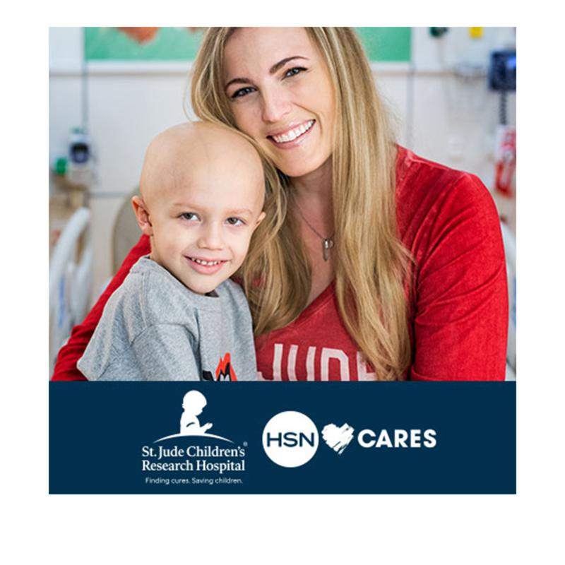 HSN HSN Cares St. Jude Children's Research Hospital $1 Donation