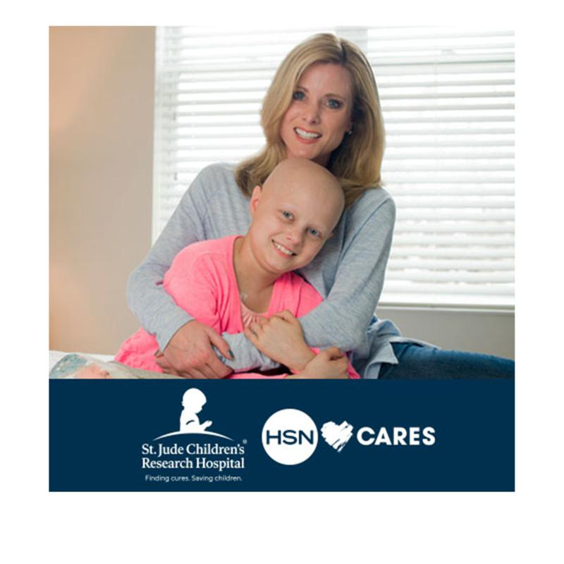 HSN HSN Cares St. Jude Children's Research Hospital $3 Donation
