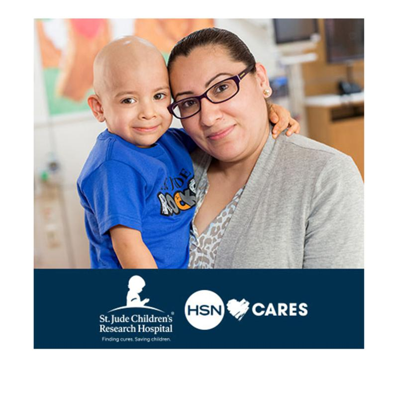HSN HSN Cares St. Jude Children's Research Hospital $10 Donation