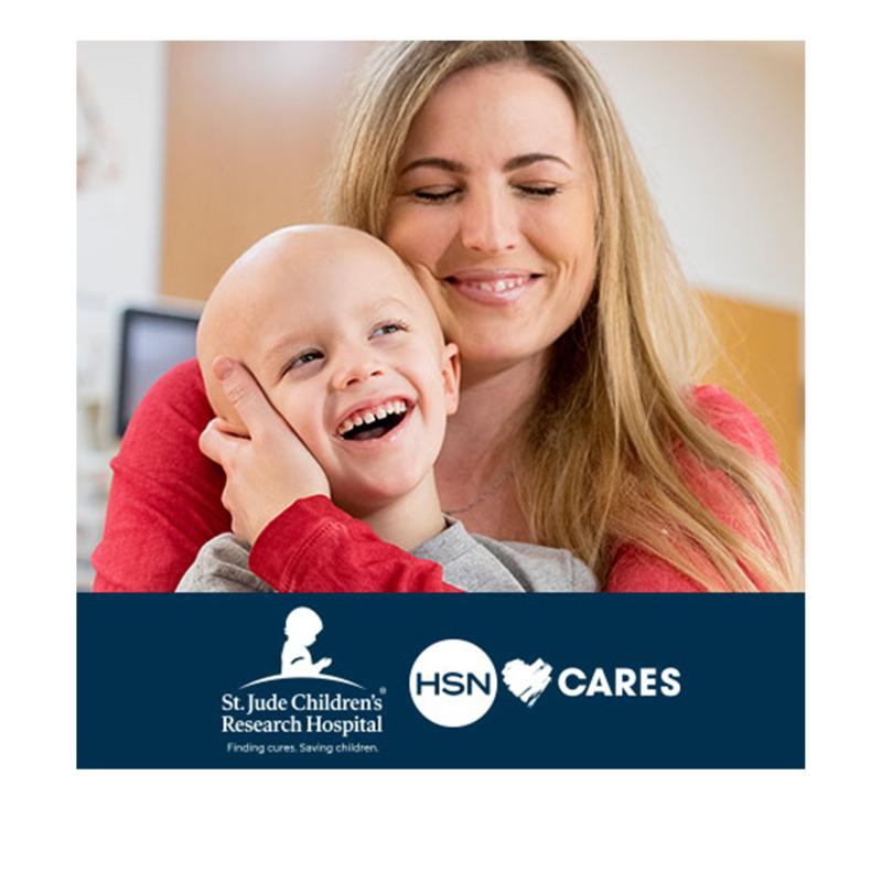 HSN HSN Cares St. Jude Children's Research Hospital $25 Donation