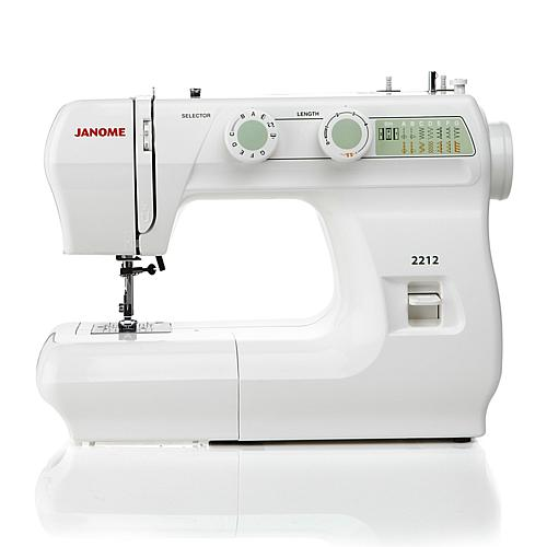 2212 Mechanical Sewing Machine with 1/4 Seam Foot