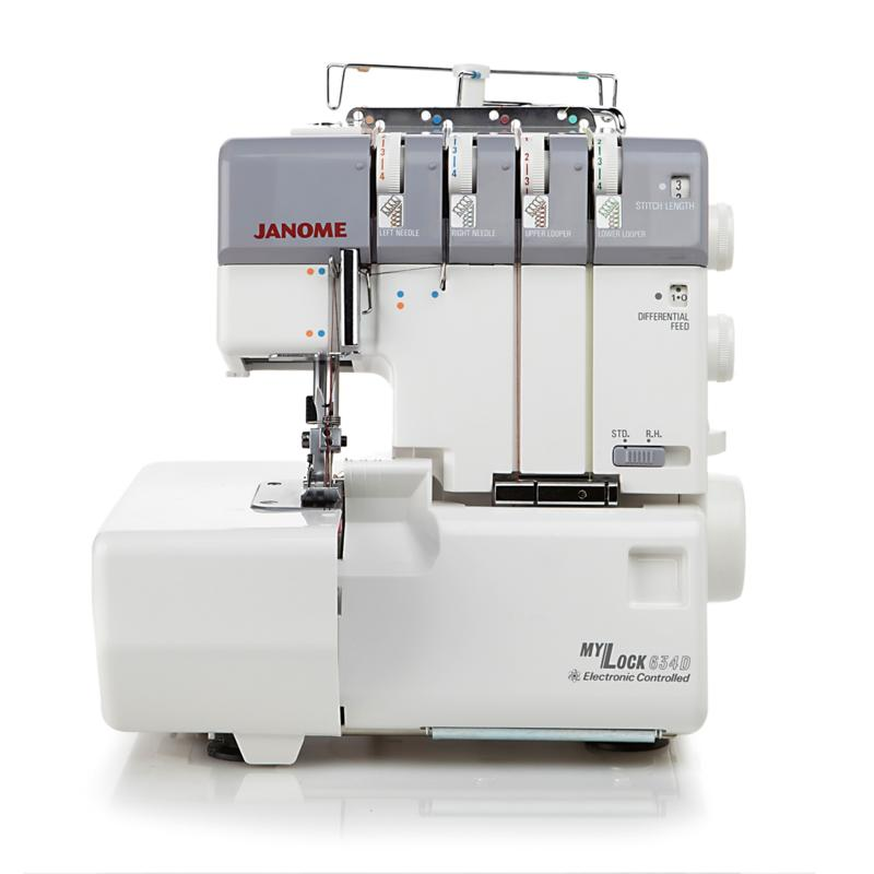 Janome MyLock 634D Electronic Serger