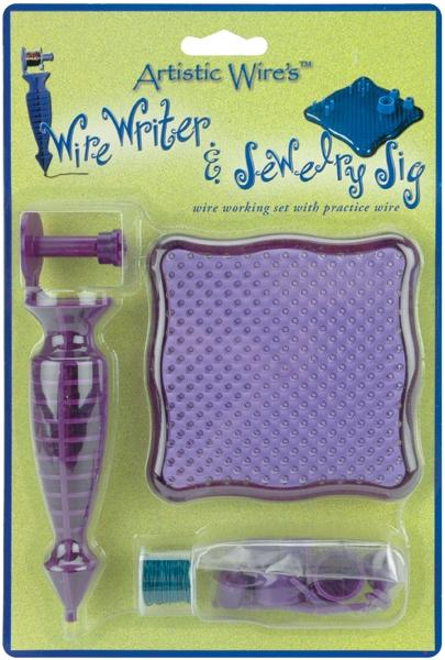 BEADALON Wire Writer and Jewelry Jig Kit