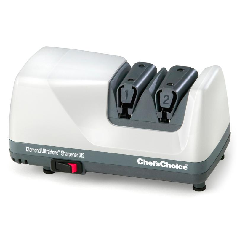 Chef's Choice™ Diamond-Honed 2-Stage Electric Knife Sharpener