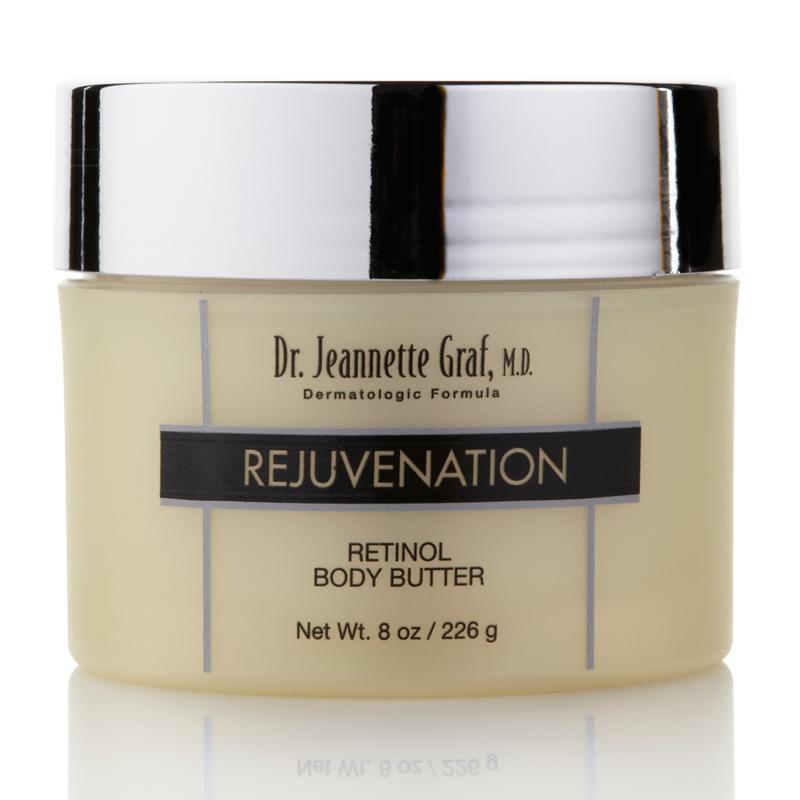 Dr. Jeannette Graf, M.D. Rejuvenation Retinol Body Butter