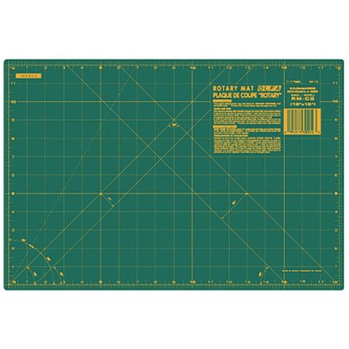 Gridded Cutting Mat 12