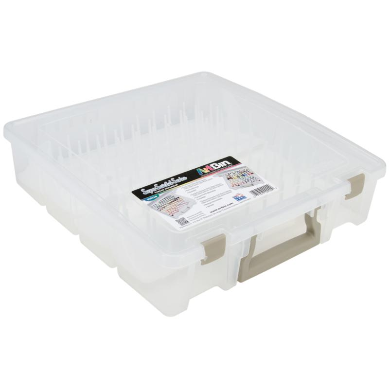 ArtBin Super Satchel Box With Removeable Thread Trays