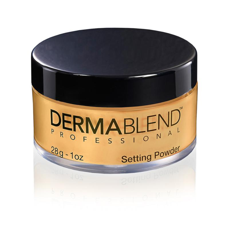 Dermablend Setting Powder - Warm Saffron