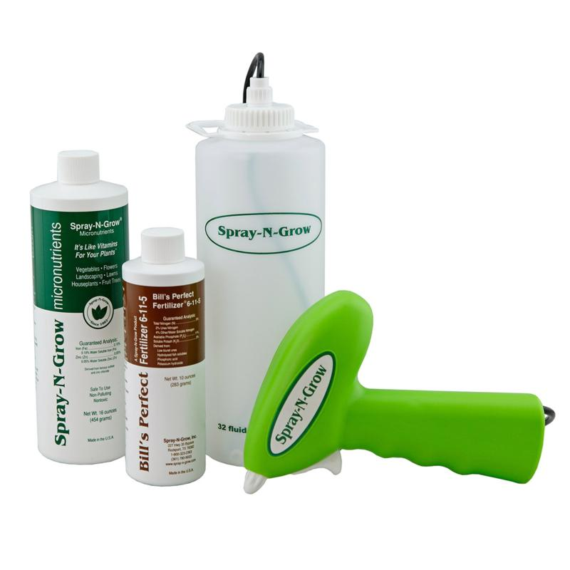 Spray N Grow Spray-N-Grow Complete Nutrition Small Kit