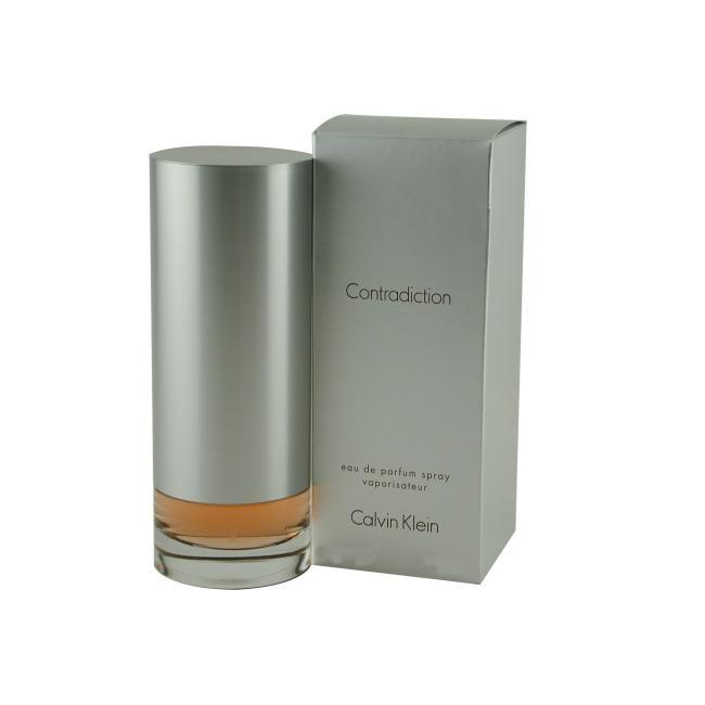 Calvin Klein Contradiction For Women by Calvin Klein - Eau De Parfum Spray 3.4 Oz1000401